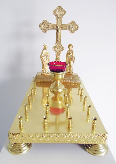 Панахидний стіл (кришка) 18св.