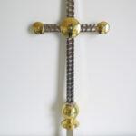 Хрест накупольний №1, ціна за 1 м