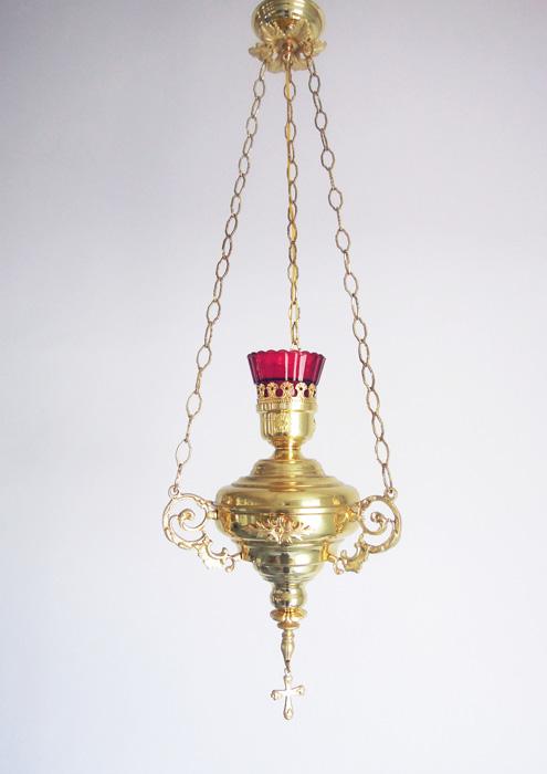 Кандило (вічна лампа)№ 1