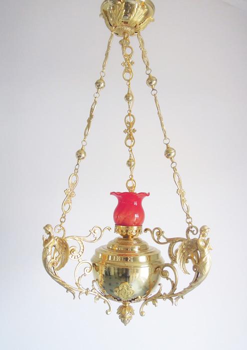 Кандила ( Вічна лампа, незгасима лампада)